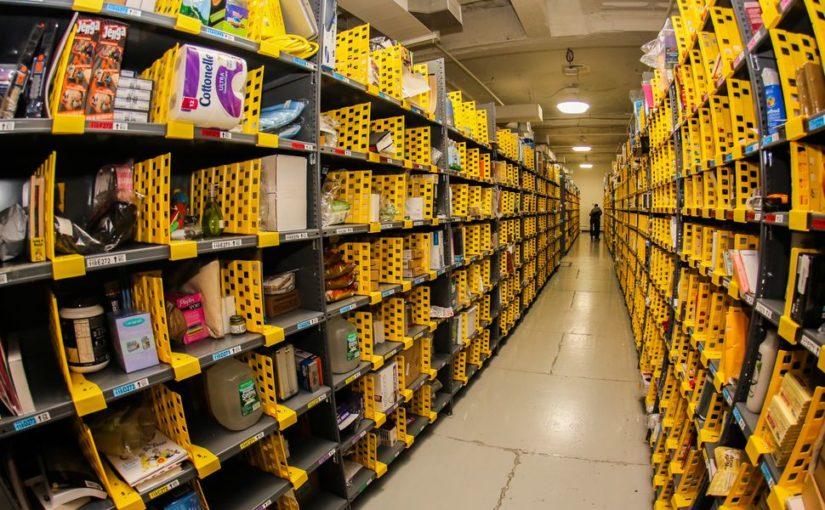 亚马逊FBA仓库不让进?是因为仓库太满了?