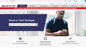 USPS国际包裹查询